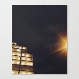 New York Night Canvas Print