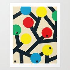 Coloradore 001 Art Print
