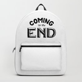 Coming to the end Backpack