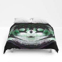 Mushrooms 3-D Comforters