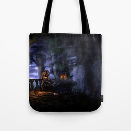 Castlevania: Vampire Variations- Bridge Tote Bag