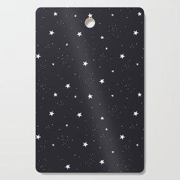 stars pattern Cutting Board