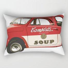 Pop Car Rectangular Pillow
