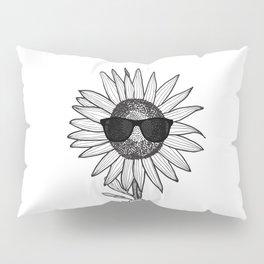 SunglassesFlower Pillow Sham