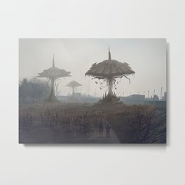 Dangerous outlands Metal Print
