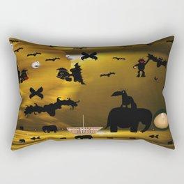 Noak The Ark Rectangular Pillow