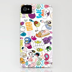 We Are Each Other (the print) Slim Case iPhone (4, 4s)