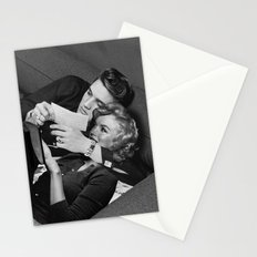 Elvis and Marilyn Stationery Cards
