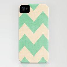 Malibu - Chevron iPhone (4, 4s) Slim Case