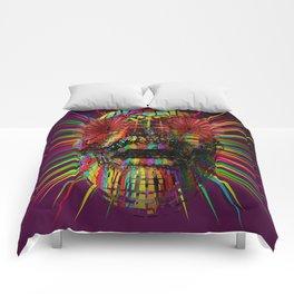 PzySkull Comforters