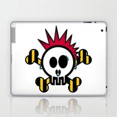 :::::::::PUNK SKULL:::::::::: Laptop & iPad Skin