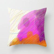 Atlantic Breezes Throw Pillow