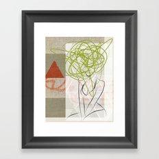Zoe Framed Art Print