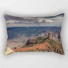 North_Rim Grand_Canyon, Arizona - II Rectangular Pillow