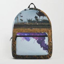 Volcano Eruption Backpack