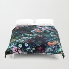 Night Garden Duvet Cover