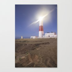 Lighthouse in Portland Bill Canvas Print