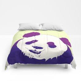 Smiling Panda Comforters