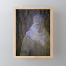 Saint Francis Framed Mini Art Print