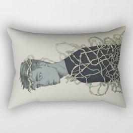 Captive Rectangular Pillow