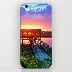 Litchfield Sunset iPhone & iPod Skin