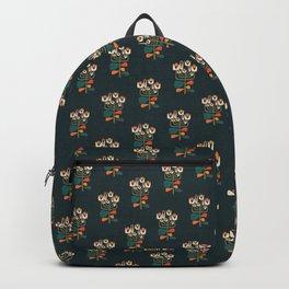 Retro botany Backpack