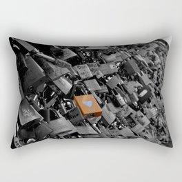 Locks Of Love. Rectangular Pillow