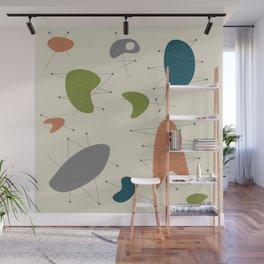 Pendan - Olive Wall Mural