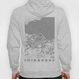 Edinburgh Map Line Hoody