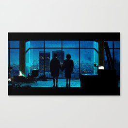 Very Strange Time In My Life Canvas Print