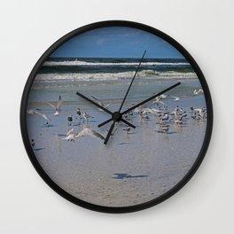 A Joyful Day Wall Clock
