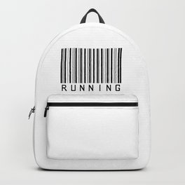 Barcode - Running  Backpack