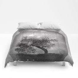 Black and White - Saving Nature Comforters
