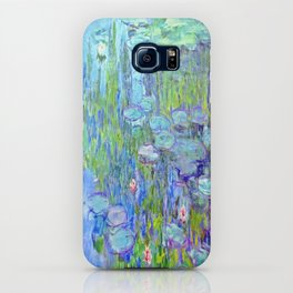Water Lilies monet : Nympheas iPhone Case