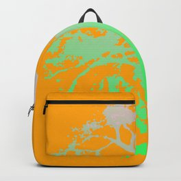 Psychedelic Willow Backpack