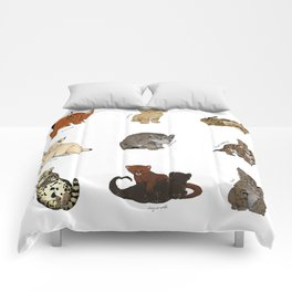 Kittens Worldwide Comforters