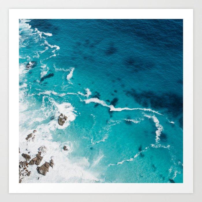 Sea 4 Art Print