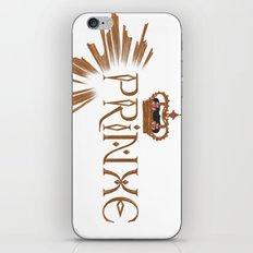 Enby royalty - Prinxe iPhone & iPod Skin