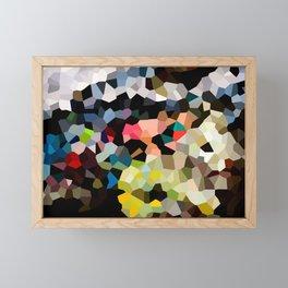 Beautiful Mountains Japan Love Framed Mini Art Print