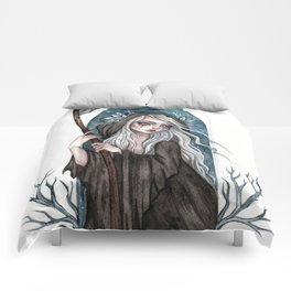 Grim Reaper Comforters