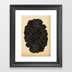 - cataract - Framed Art Print