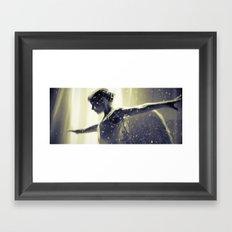 Noir Redux Framed Art Print