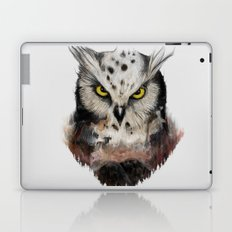 The owls are not what they seem Laptop & iPad Skin