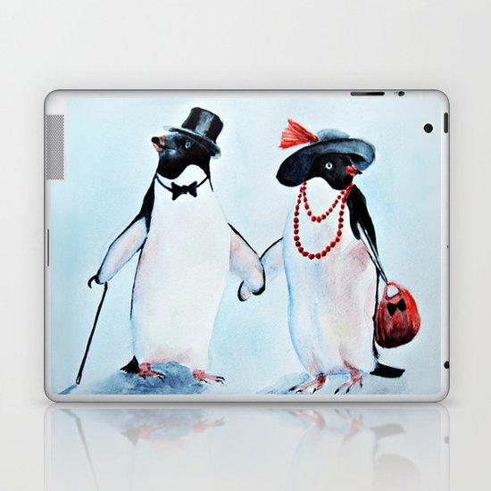 Penguin Laptop & iPad Skin