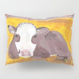 A Heifer Calf Named Darla Pillow Sham