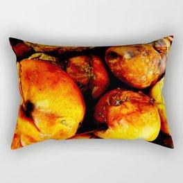 The Pie Rectangular Pillow