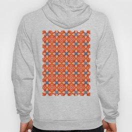 Moroccan Motet Pattern Hoody