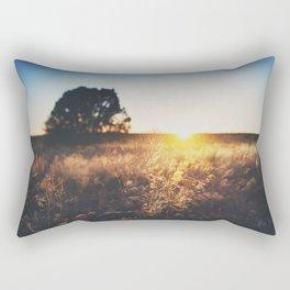 an Arizona sunset ... Rectangular Pillow
