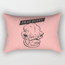 Trap Queen Rectangular Pillow