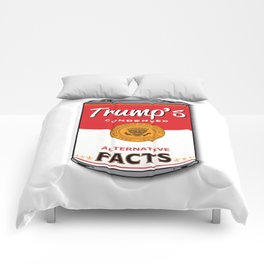 Trump's Canned Goods Comforters